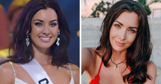 21 Miss Universe — Then and Now