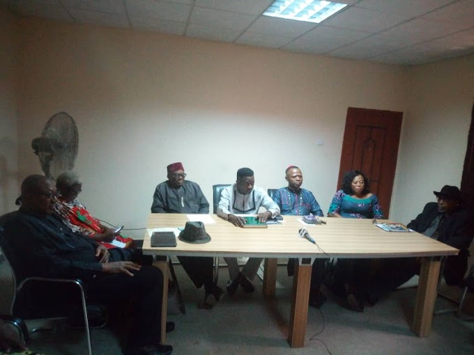 WE WANT EQUITY, FAIRNESS AND JUSTICE -- Anambra Elders     By: Ifeanyi Okonkwo