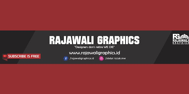 Sampul Youtube Rajawali Graphics