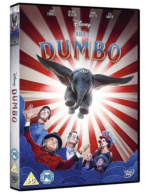 Dumbo (2019) 720p  BluRay x265 Esubs [Dual Audio] [Hindi ORG – English] – 600 MB Download