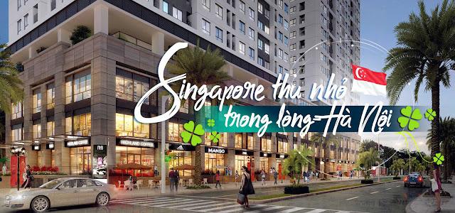 Nhịp sống Singapore tại ICID Complex
