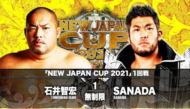 Cobertura: NJPW New Japan Cup 2021 – Day 04 – Ilha da caveira!