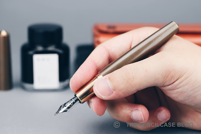 REVIEW: NAMISU NOVA STUDIO FOUNTAIN PEN