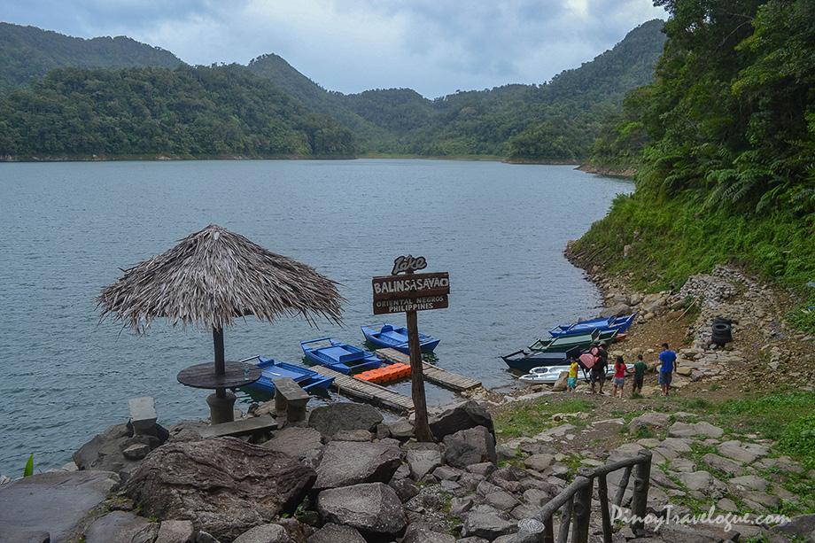 Balinsasayao Twin Lakes National Park
