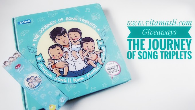 The Journey of Song Triplets Giveaway