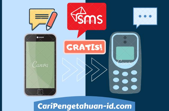 Cara kirim SMS gratis