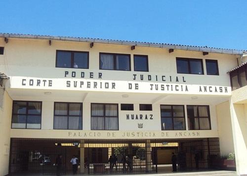 Corte Superior de Justicia de Ancash
