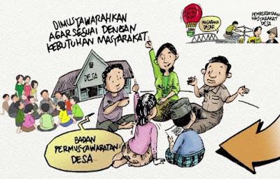 Undang-undang Nomor 6 tahun 2014 tentang Desa telah memberikan harapan baru terkait upaya-upaya pemberdayaan masyarakat desa secara mandiri.