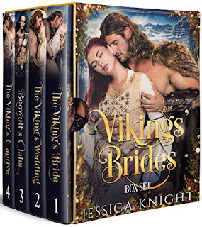 Vikings' Brides Box Set - historical romance by Jessica Knight