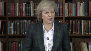 Theresa May Launches Tory Leadership Bid With Pledge To Unite Country