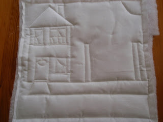 Quilting/back