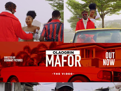 DOWNLOAD VIDEO: Ola Ogrin - Mafor
