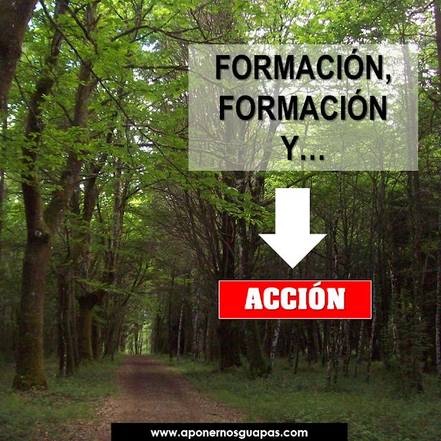 formación y acción