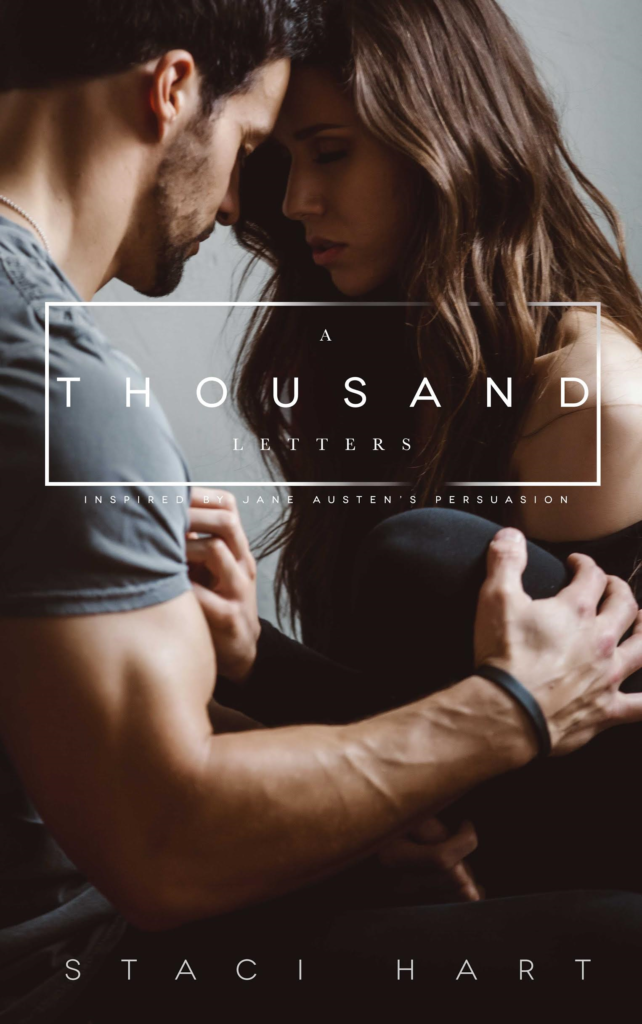 [New Release] A THOUSAND LETTERS by Stacy Hart @imaquirkybird @SweetSpotSister