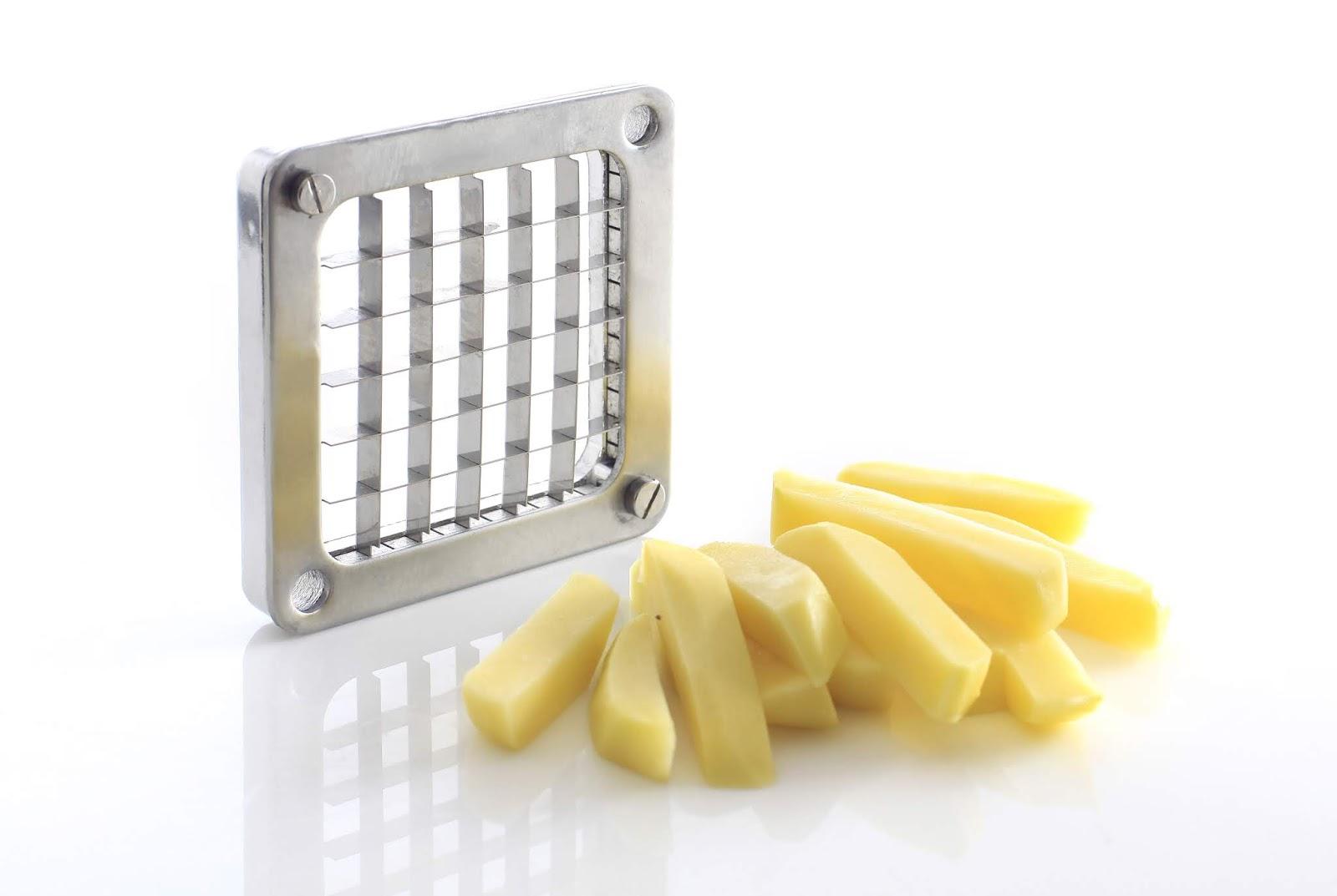 Cutit pentru taietor profesional de taiat cartofi sau legume