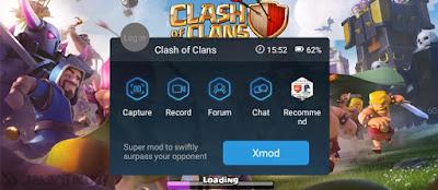 Cara Menggunakan Xmodgames Untuk Clash of Clans versi Terbaru