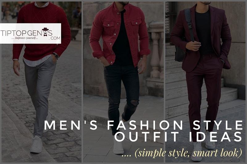 men's outfit ideas.