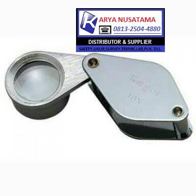 Jual Hand Lens Geologi Carton Achromatic HAN10AH di Makasar