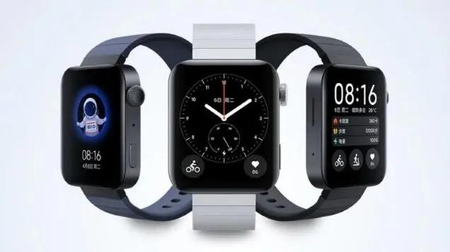 شاومي تعلن عن ساعتها الذكية الجديدة Xiaomi Mi Watch Lite