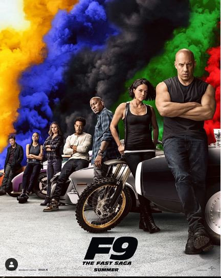 Fast and Furious 9 Trailer and Release Date