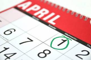 """ما هي أصل كذبة أبريل  """" نيسان """" و ما قصتها ؟"""