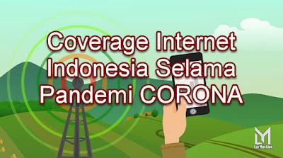Power dan Coverage Jaringan Internet RI Saat Pandemi
