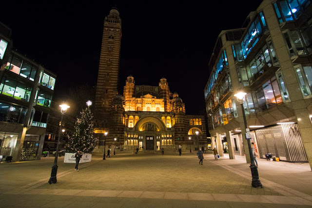 Cattedrale di Westminster-Westminster Cathedral-Londra