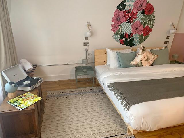 Selina Hotel Room