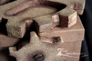 Zahnradschachtel Mechanismus | www.zeitunschaerfe.de