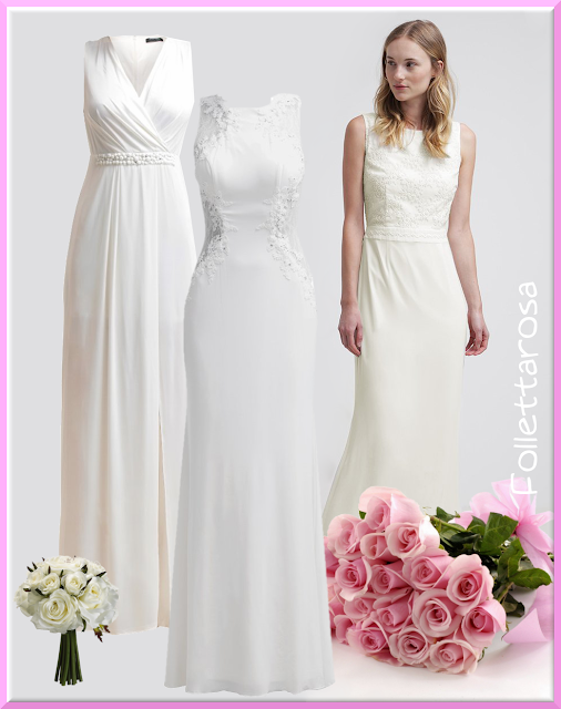 idee abiti da sposa 2015