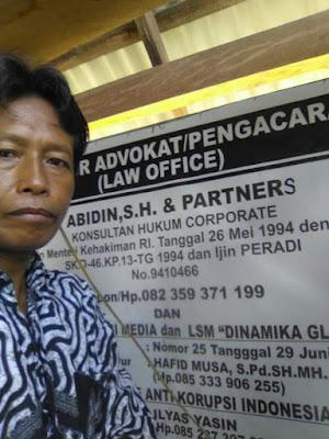 Lahan Pembangunan Kantor Desa Lewintana Digugat,Mardianah diminta Proaktif Demi Rakyat
