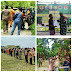 Kodim 1803/Fakfak gelar latihan penanggulangan bencana alam di wilayah Kabupaten Fakfak