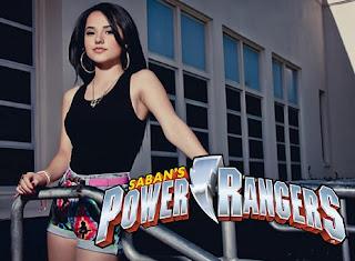 Pemeran Ranger Kuning di Film Power Rangers 2017