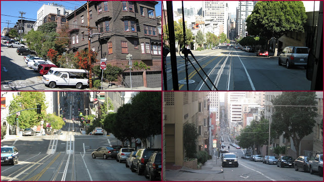 San Francisco - Cuestas - slopes