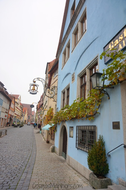History, Schneeballen, and Murder in Rothenburg ob der Tauber | CosmosMariners.com