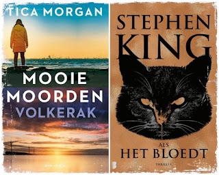 Wat ik nu lees van Tica Morgan en Stephen King