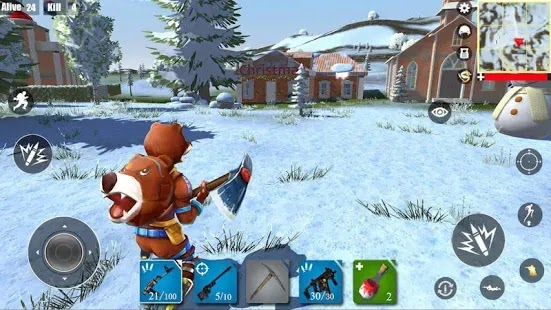 Battle Destruction هي لعبة معركة ملكية ملحمية إبداعية عبر الإنترنت.