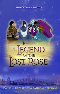 The Legend of the Lost Rose Book Cover