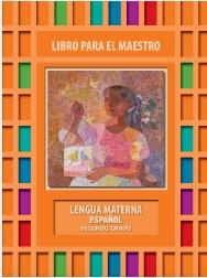 Lengua Materna Español Libro para el Maestro Segundo grado2018-2019
