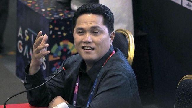 Erick Thohir: Kita Selalu Dijelek-jelekkan Soal Penanganan Covid-19,  naviri.org, Naviri Magazine, naviri majalah, naviri