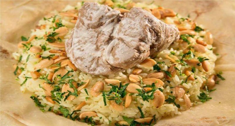 أسعار منيو ورقم وعنوان فروع مطعم خيرات الشام