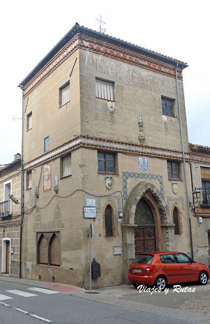 Biblioteca Popular de Oropesa