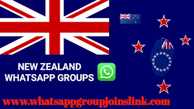 Join New Zealand Whatsapp Group Joins Link