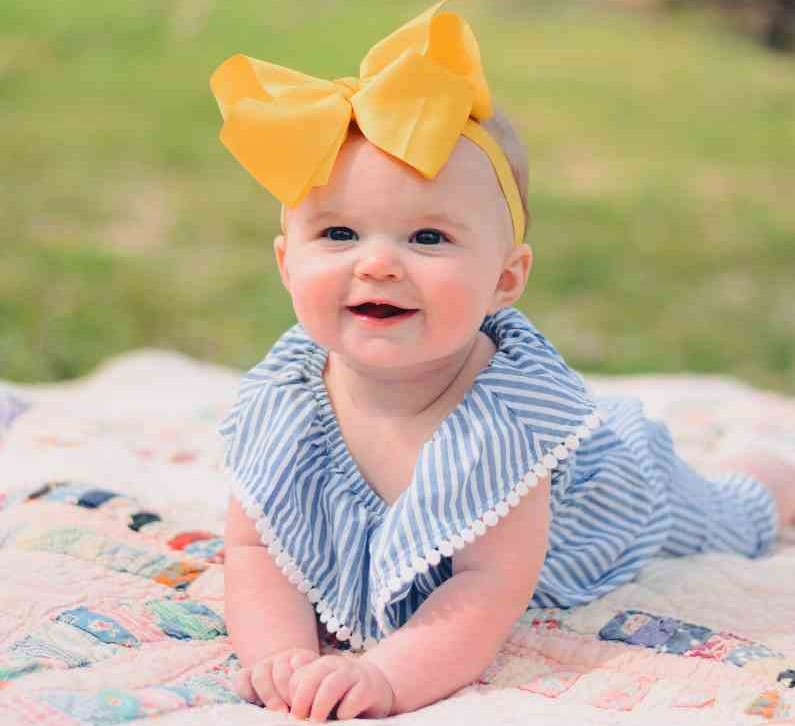 Cute baby images and baby photoshoot ideas