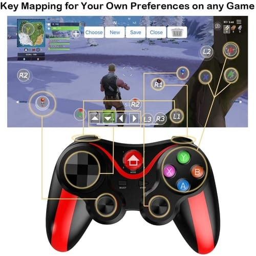 Review Megadream Mobile Gamepad Wireless Controller