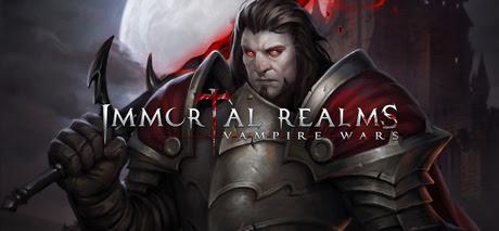 Immortal Realms Vampire Wars Fangs and Bones-GOG