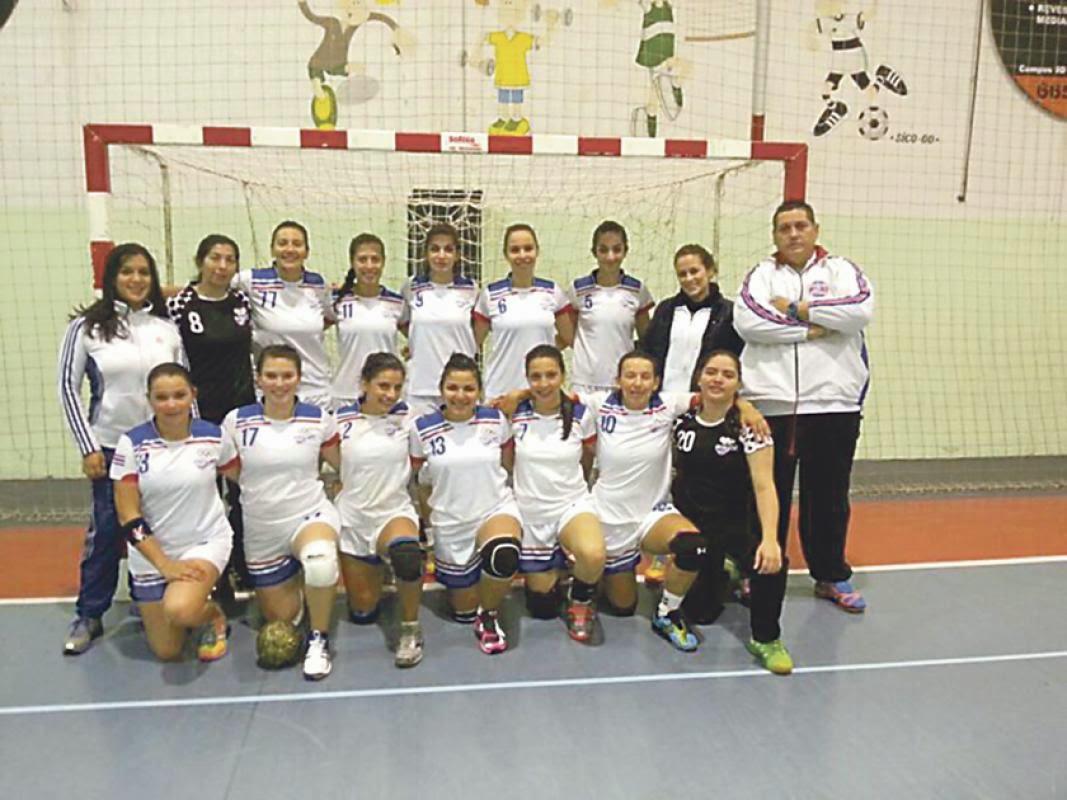 Extensa gira de Costa Rica por España | Mundo Handball