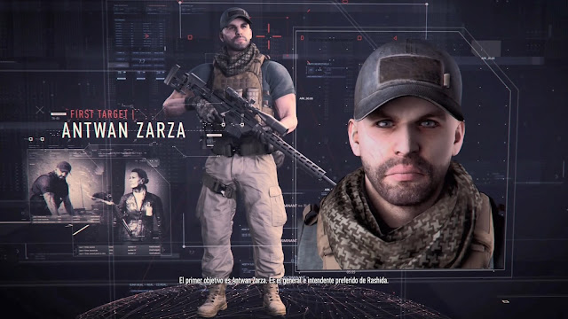 Objetivo Sniper Ghost Warrior Contracts 2 Elite Edition