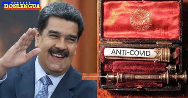 Maduro pide que le cambien el petróleo de Venezuela por las vacunas