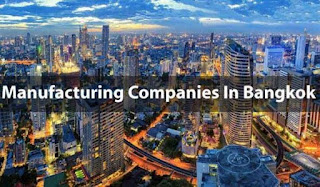 Manufacturing Companies In Bangkok